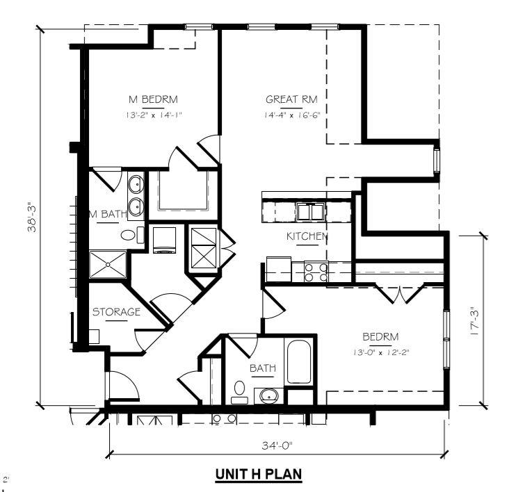 H Street Apartments: Main Street At Marlton Apartments